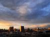 Ciel d\'orage à Tokyo