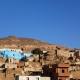 paysage nubien