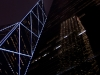 Hong Kong towers
