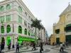 Macau - panorama Largo de Senado