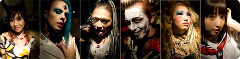 Portraits Tokyo Decadance