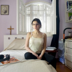 Rania Matar - A girl in her room