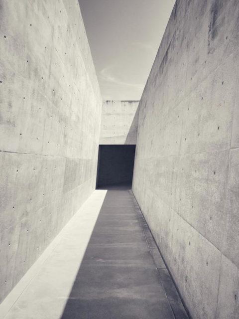 Chichu art museum - Naoshima