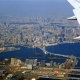 Tokyo by plane